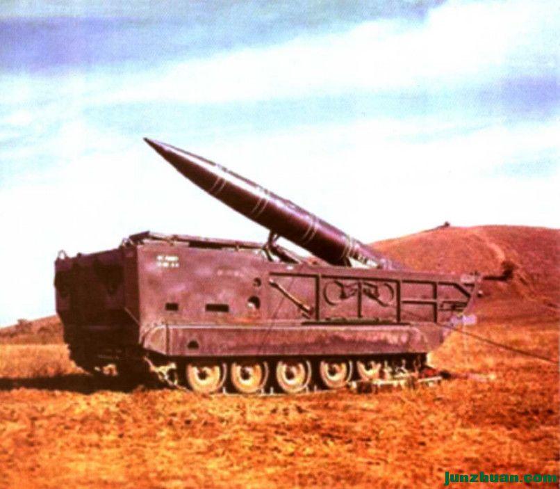 台湾曾研发弹道导弹,但技术差到只能~~~~